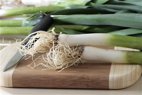 Spring-Garlic