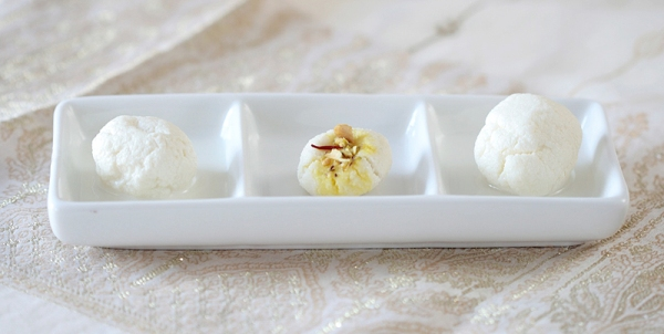 ras-gulla indian sweets