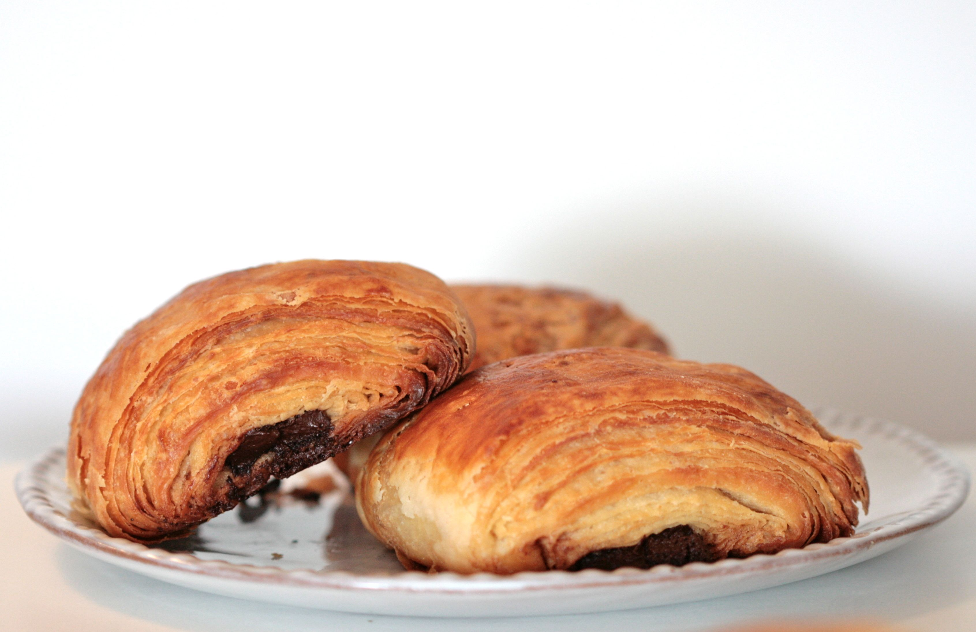 Chocolate croissants | innBrooklyn